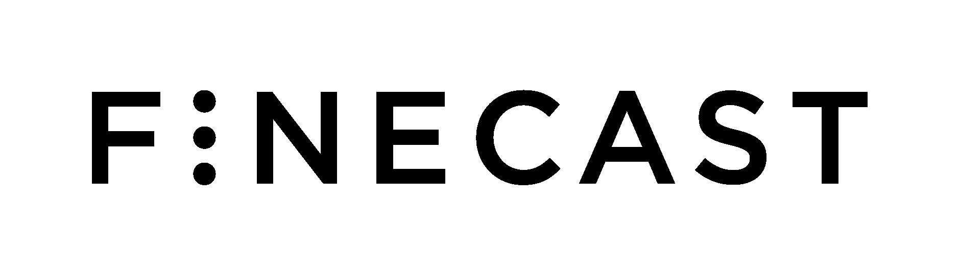 Finecast Logo