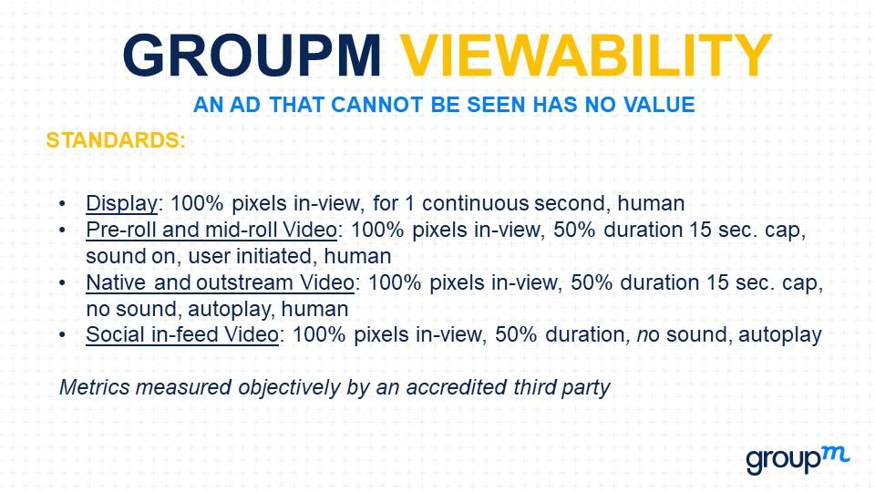 updated viewability